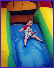 Have All About The Bounce at your next event!